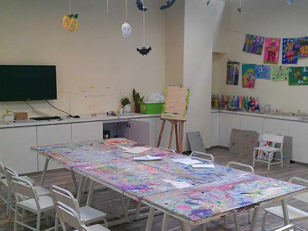 美术房间设计图片大全