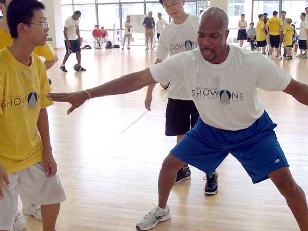 哈林秀王篮球俱乐部